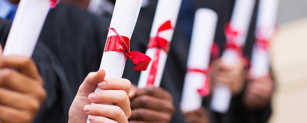 Graduation (Cérémonie de remise de diplômes) 2020-2021